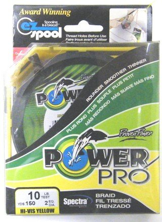 Power Pro Braid 150 yards