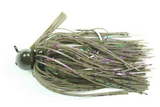 BASS X Football Jigs 5/8 oz..  2 per pack