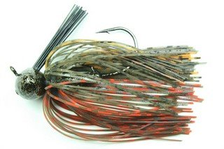 BASS X Football Jigs 1/2oz.  2 per Pack