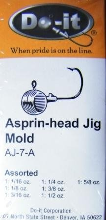 Asprin Head Jig Mold