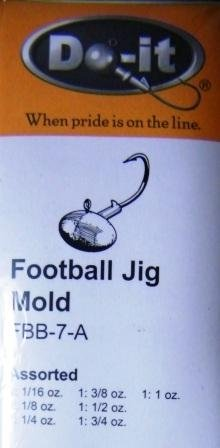 Football Jig Mold