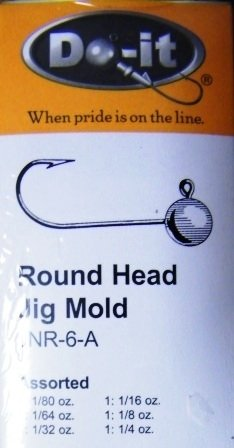 Round Head no collar Jig Mold