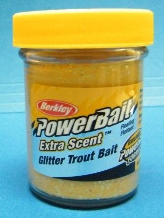 Berkley Powerbait Extra Strength Glitter