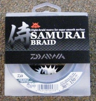 DIAWA Samurai Braid