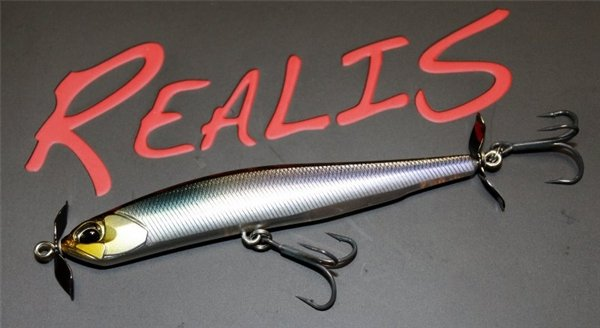 DUO Realis Spin bait 90